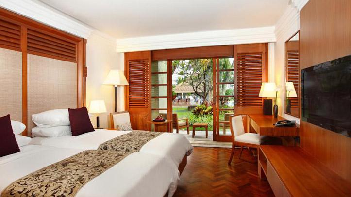Nusa dua beach resort chambre