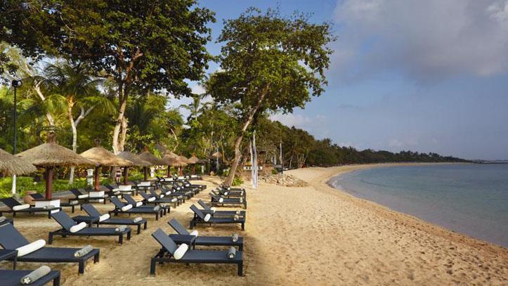 Nusa dua melia plage