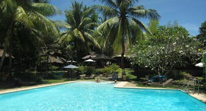 Oasis beach & Dive Resort