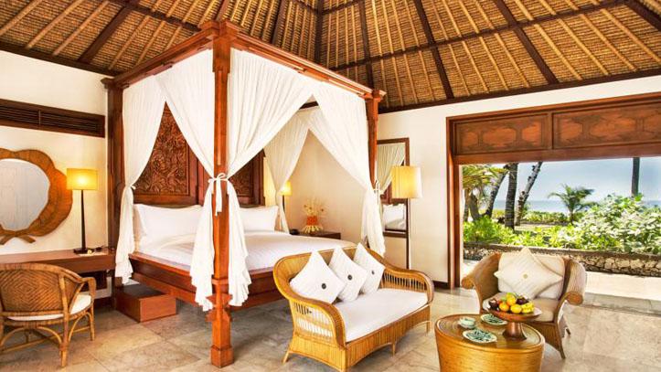 oberoi hotel chambre suite