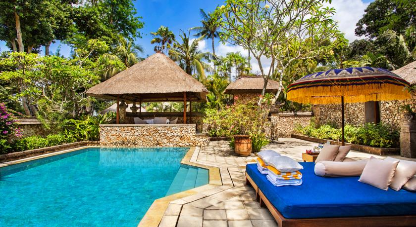 oberoi hotel piscine liste