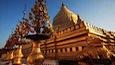 Pagode Shwezigon Birmanie