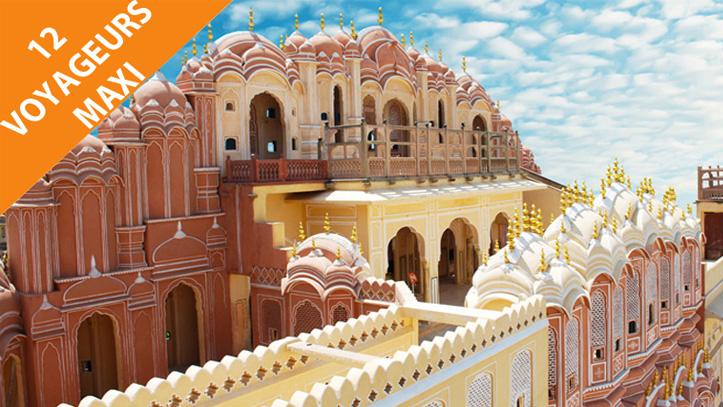 Palais des vents Inde Jaipur