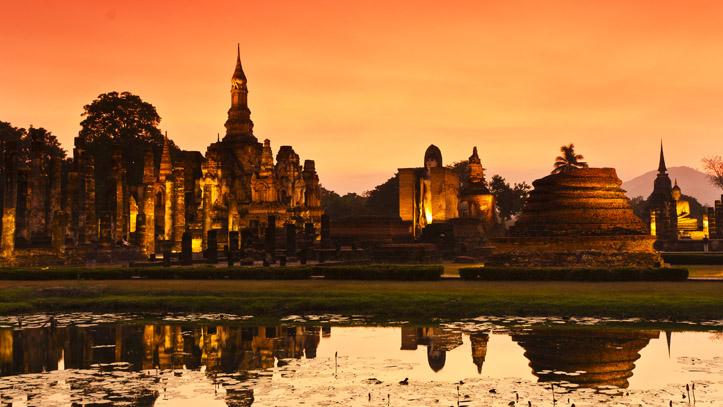 Parc Historique Phra Nakhon