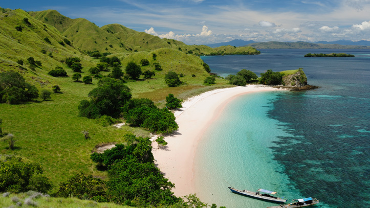 Parc national Komodo