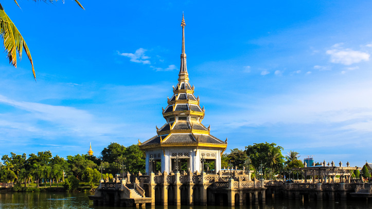 pavillon bangkok