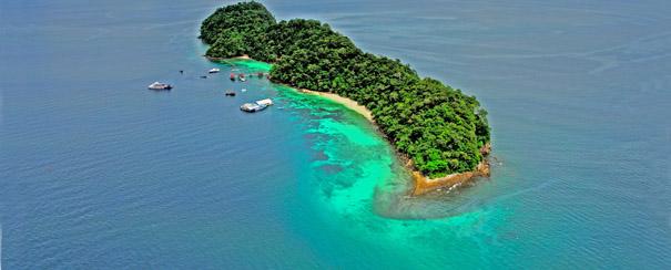 Petite île au sud de Langkawi