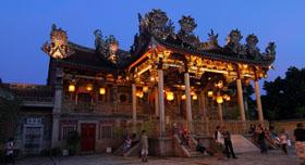 Penang: Le temple Khoo Kongsi
