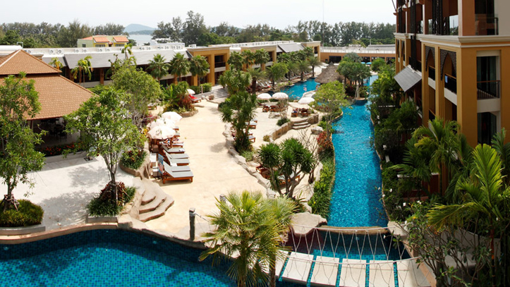 Emplacement Rawai Palm Beach Phuket