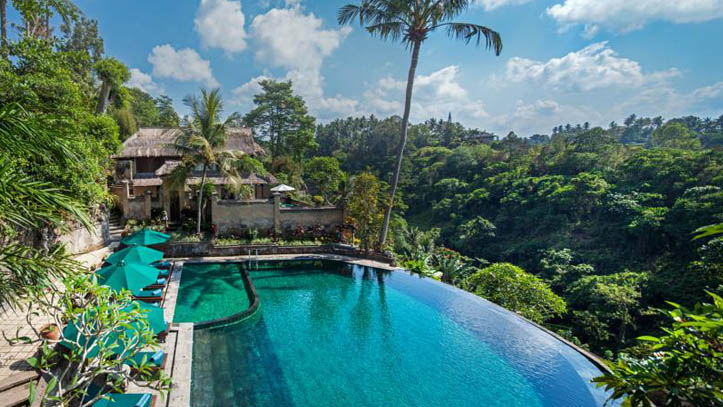 Pita Maha piscine