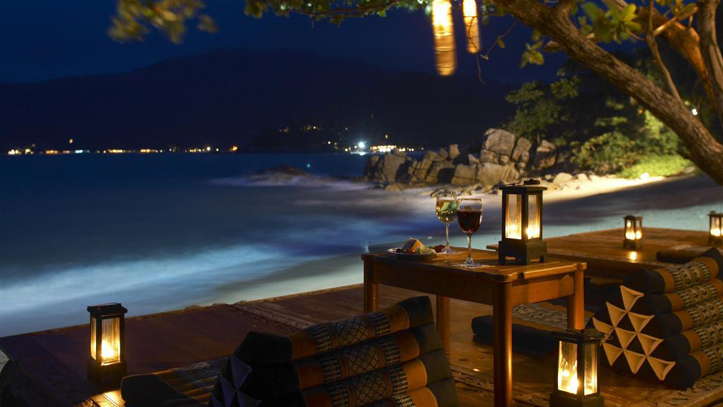 restaurant extérieur santhiya