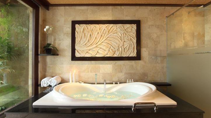 Royal Pitamaha salle de bain romantique