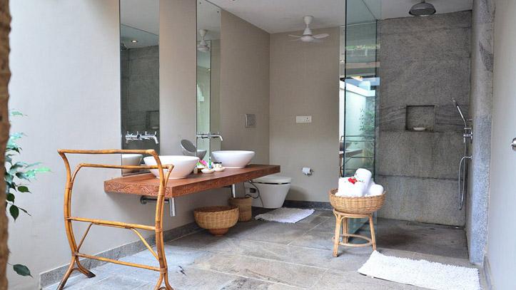 Salle de bain Neeleshwar