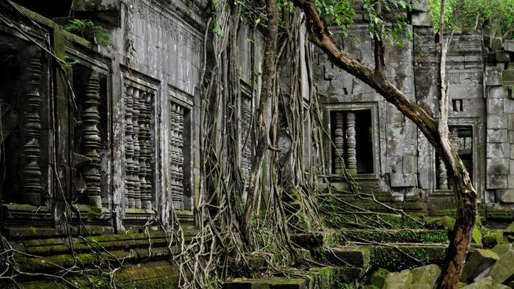 Le temple Beng Mealea, un lieu qui vous transportera hors du temps !