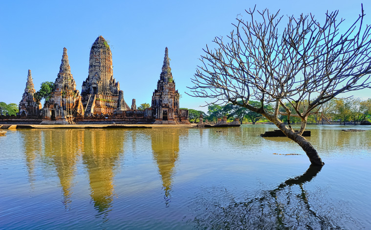 temple-thailande-ayutthaya