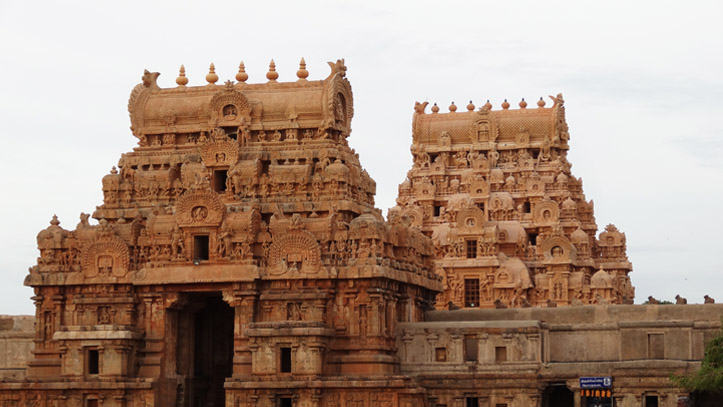 Temple Tanjore