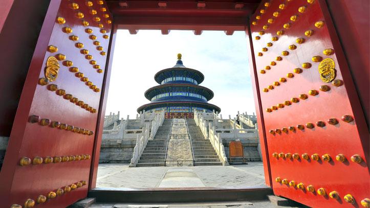 temple du ciel beijing