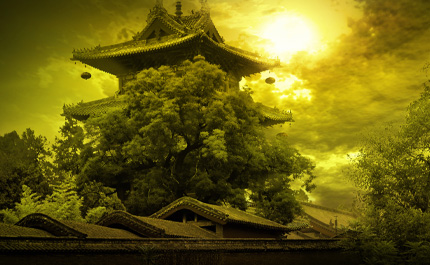 Temple-Shao-Lin
