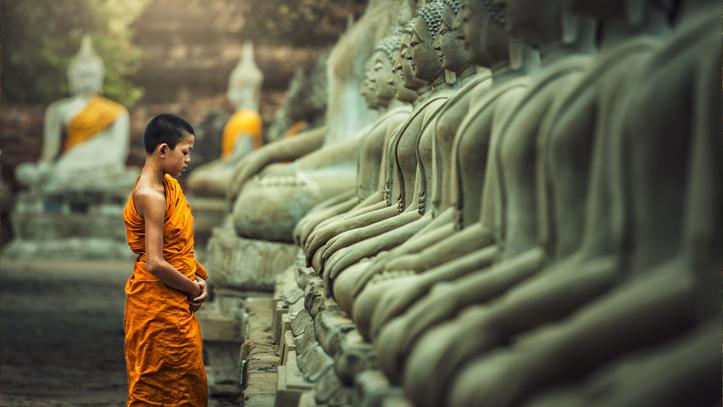 Thailande bouddha