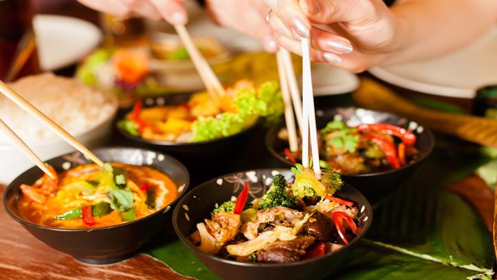 Thailande restaurant gastronomie