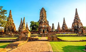 Thailande temple liste