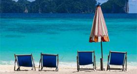 Thailande plage paradisiaque
