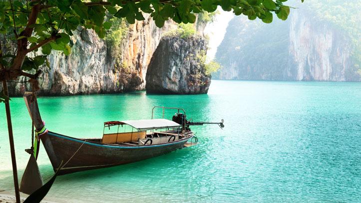 Thailande crique paradisiaque