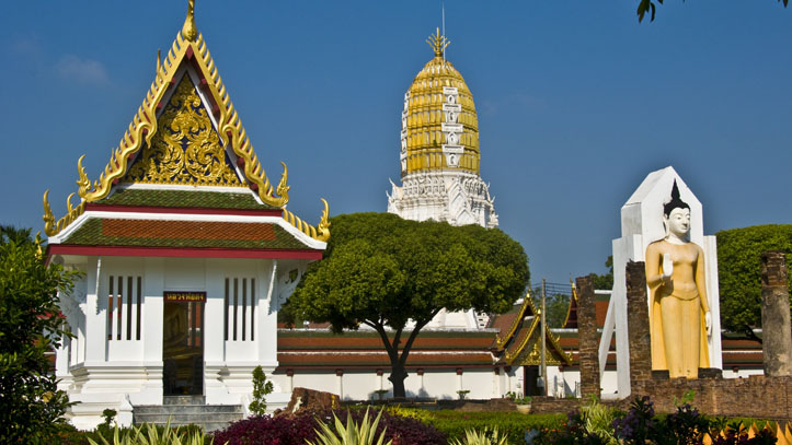 Phitsanulok, Wat Phra Sri Ratana Mahathat