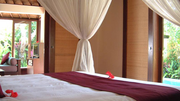 The Pavilions Bali chambre