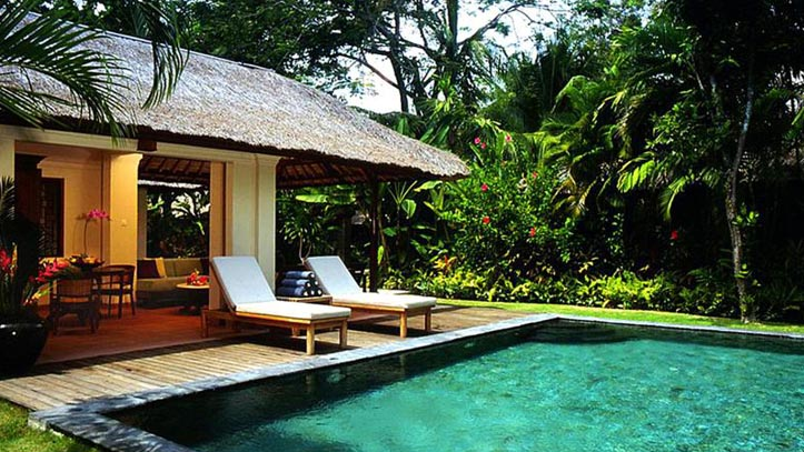 The Pavilions Bali piscine