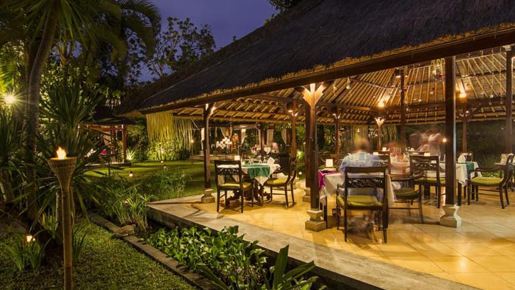 The Pavilions Bali restaurant