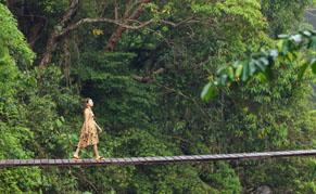 A le rencontre des tribus du Nord, Thailande