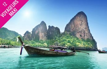 Tresors thailande