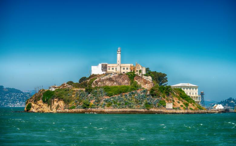 USA SAN FRANCISCO ALCATRAZ