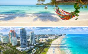 USA FLORIDE BAHAMAS COMBINE