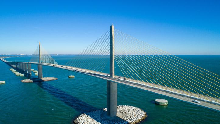 Floride Keys Pont