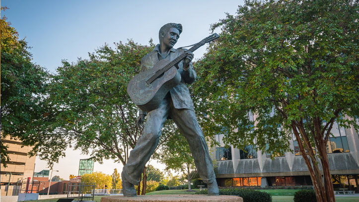 Memphis Graceland Elvis