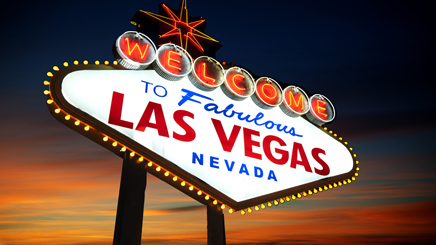 Nevada Las Vegas Panneau