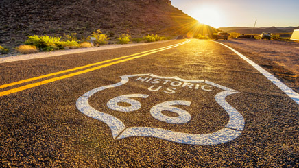 Kingman route 66