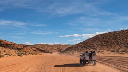 Parcs Nationaux 4x4 désert