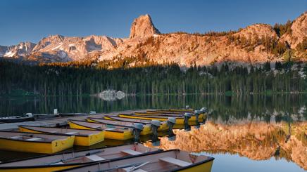 Parc Ouest Montagnes Lac