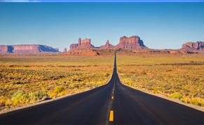 USA Route 66 parcs nationaux