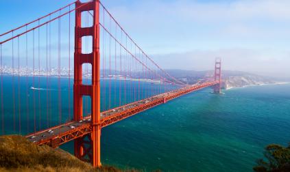 USA SAN FRANCISCO GOLDEN GATE