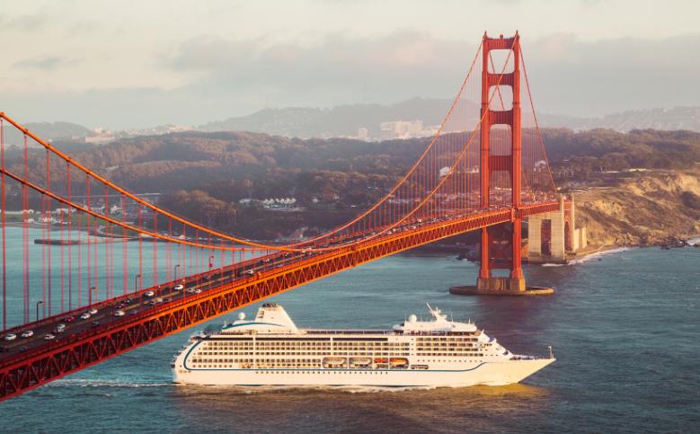 USA SAN FRANCISCO GOLDEN GATE BATEAU