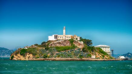 San Francisco Ile Alcatraz