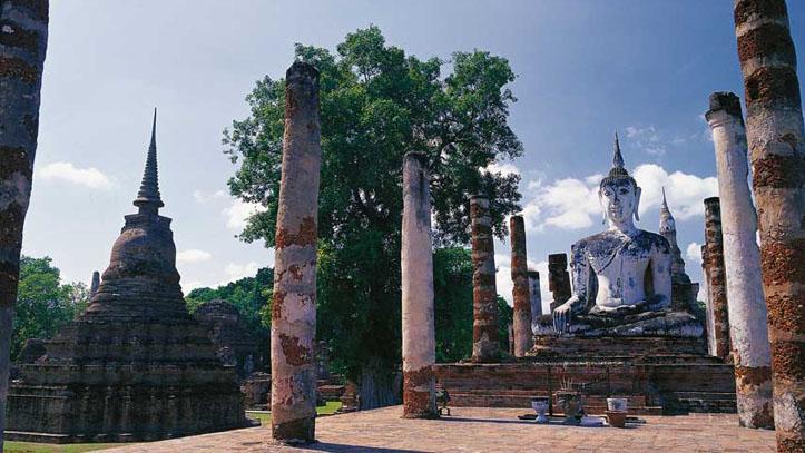 Vestige de Sukhothai