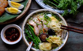 Vietnam soupe liste