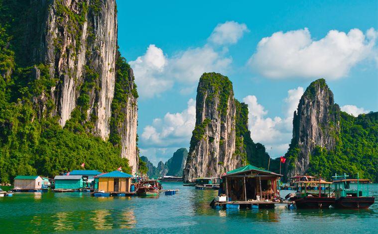 village-flottant-bateau-halong