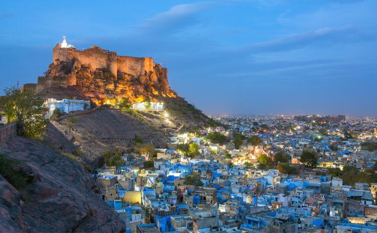 ville-bleue-fort-mehrangarh-jodhpur