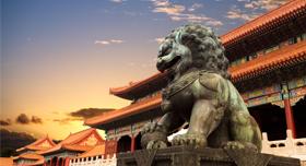 Visiter la Cité Interdite au coucher de soleil à Pékin
